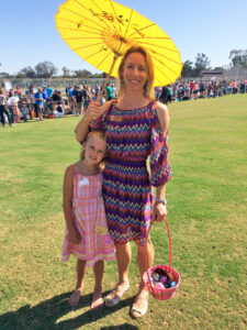 Catherine Blakespear Encinitas Easter Egg Hunt