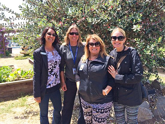 Catherine Blakespear Supporters
