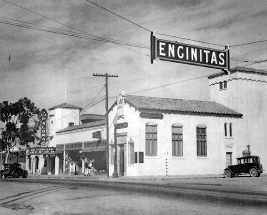 La Palmoa Theater Historic